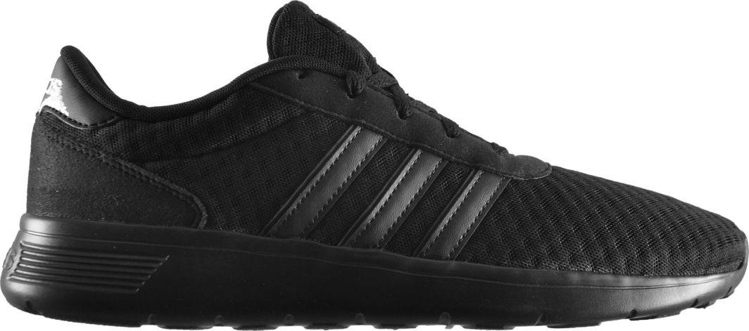 przystojny obuwie najniższa zniżka Adidas Buty męskie Lite Racer czarne r. 46 2/3 (DB0646) ID produktu: 4637246