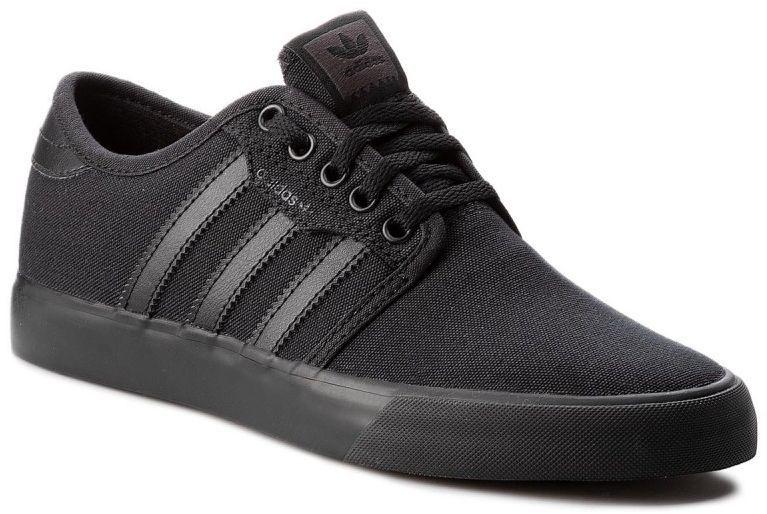 Adidas Buty męskie Seeley czarne r. 46