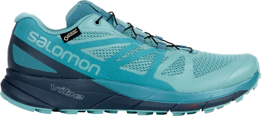 Salomon Buty damskie Sense Ride GTX Invisible Fit W Trellis r. 39 13 (404942) ID produktu: 4640670