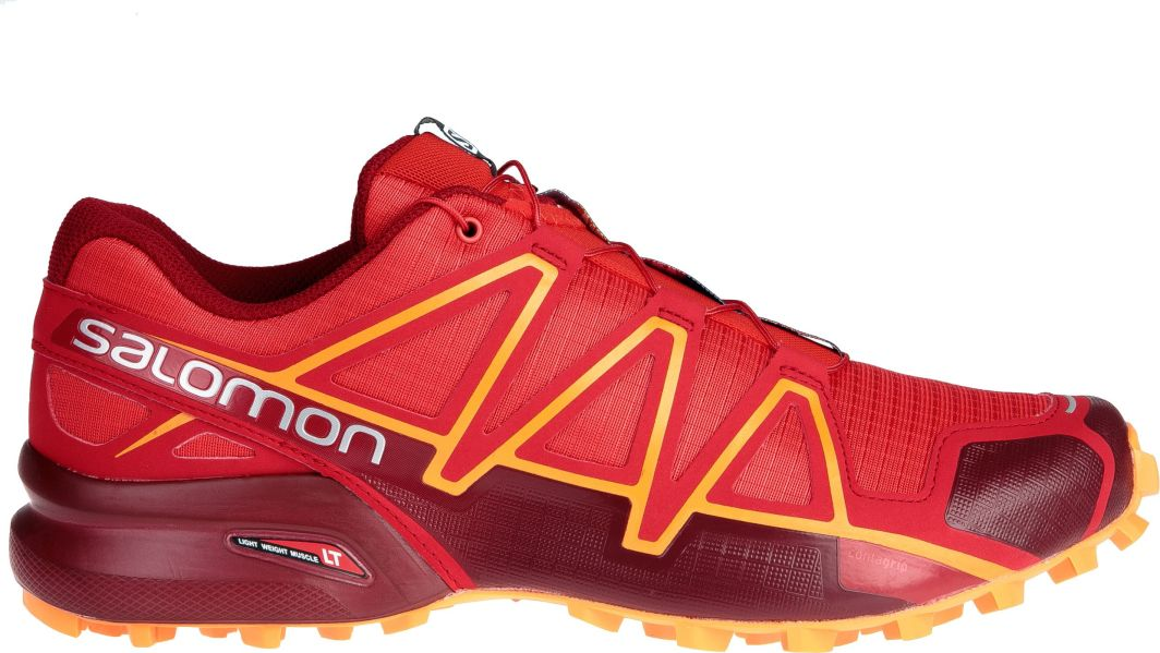 Salomon Buty męskie Speedcross 4 High RiskRed Dahlia r. 46 (404657) ID produktu: 4640845
