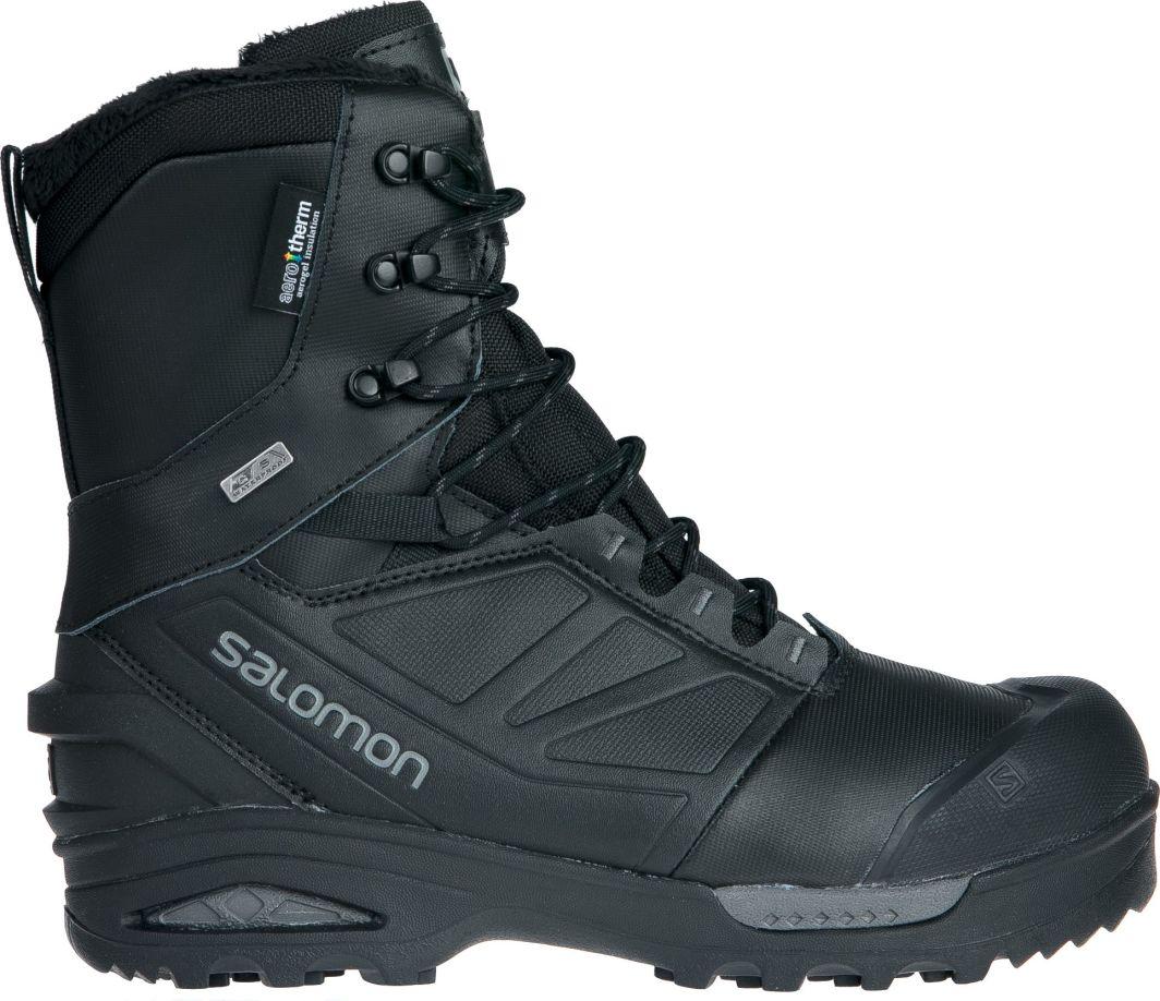 Salomon Buty zimowe męskie Toundra Pro CSWP BlackBlackMagnet r. 45 13 (404727) ID produktu: 4640988