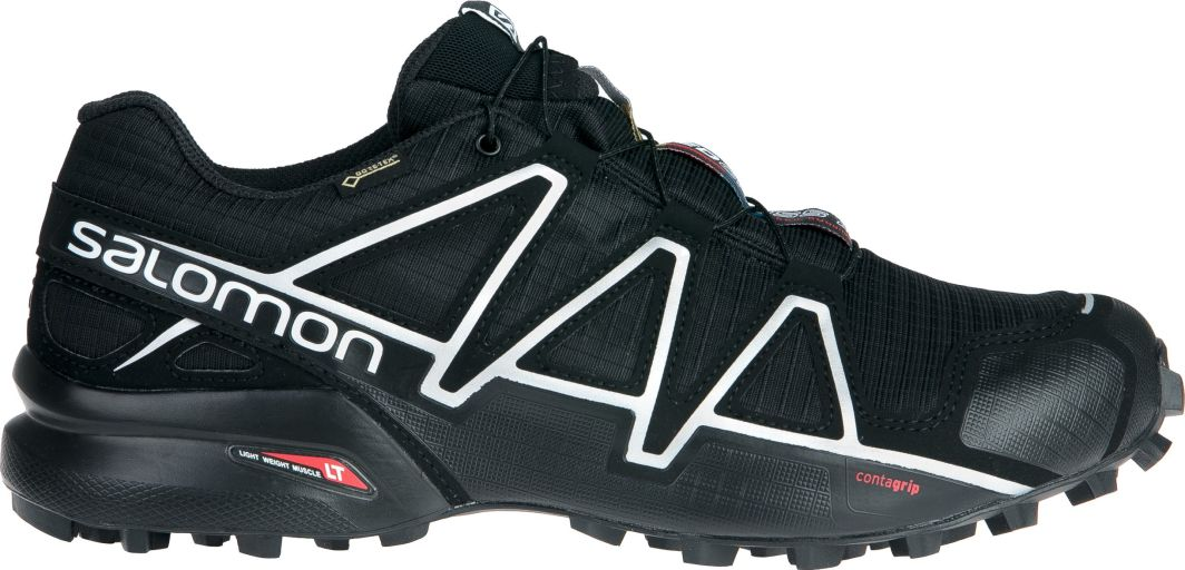 Salomon Buty męskie Speedcross 4 GTX BlackBlack r. 42 (383181) ID produktu: 4641245