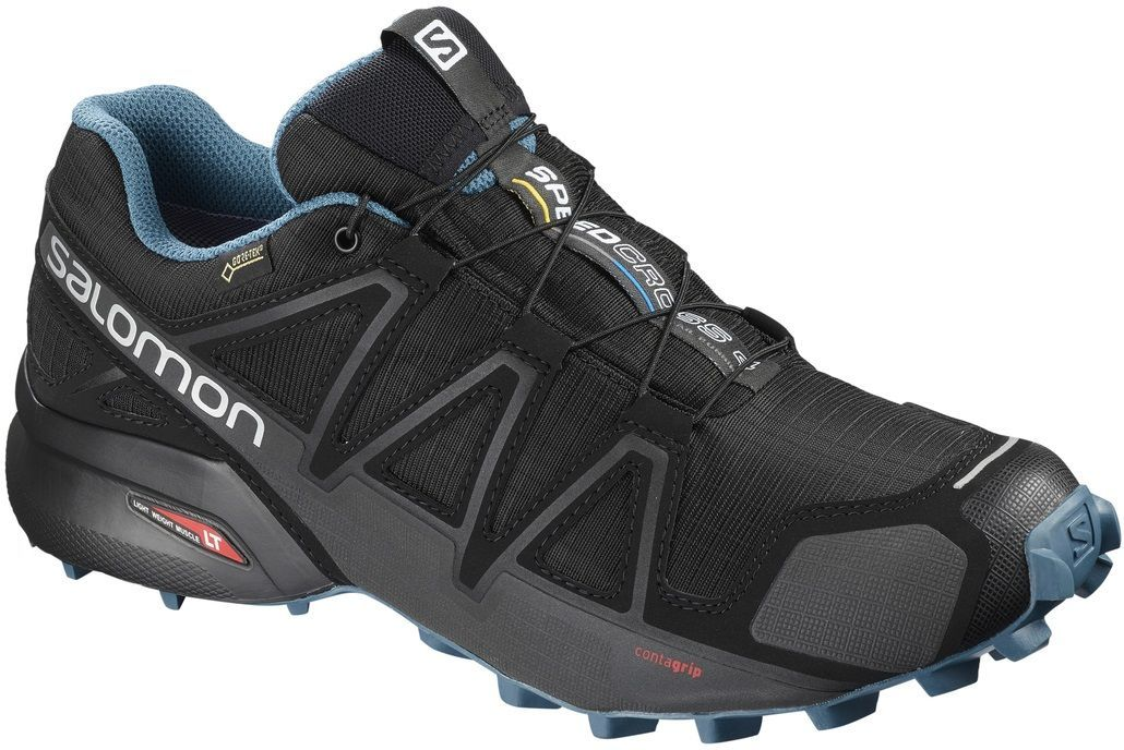 Salomon Buty męskie Speedcross 4 GTX Nocturne 2 Black r. 46 23 (404757) ID produktu: 4641279