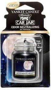 Yankee Candle Zapach samochodowy jar ultimate Midsummer's Night 1
