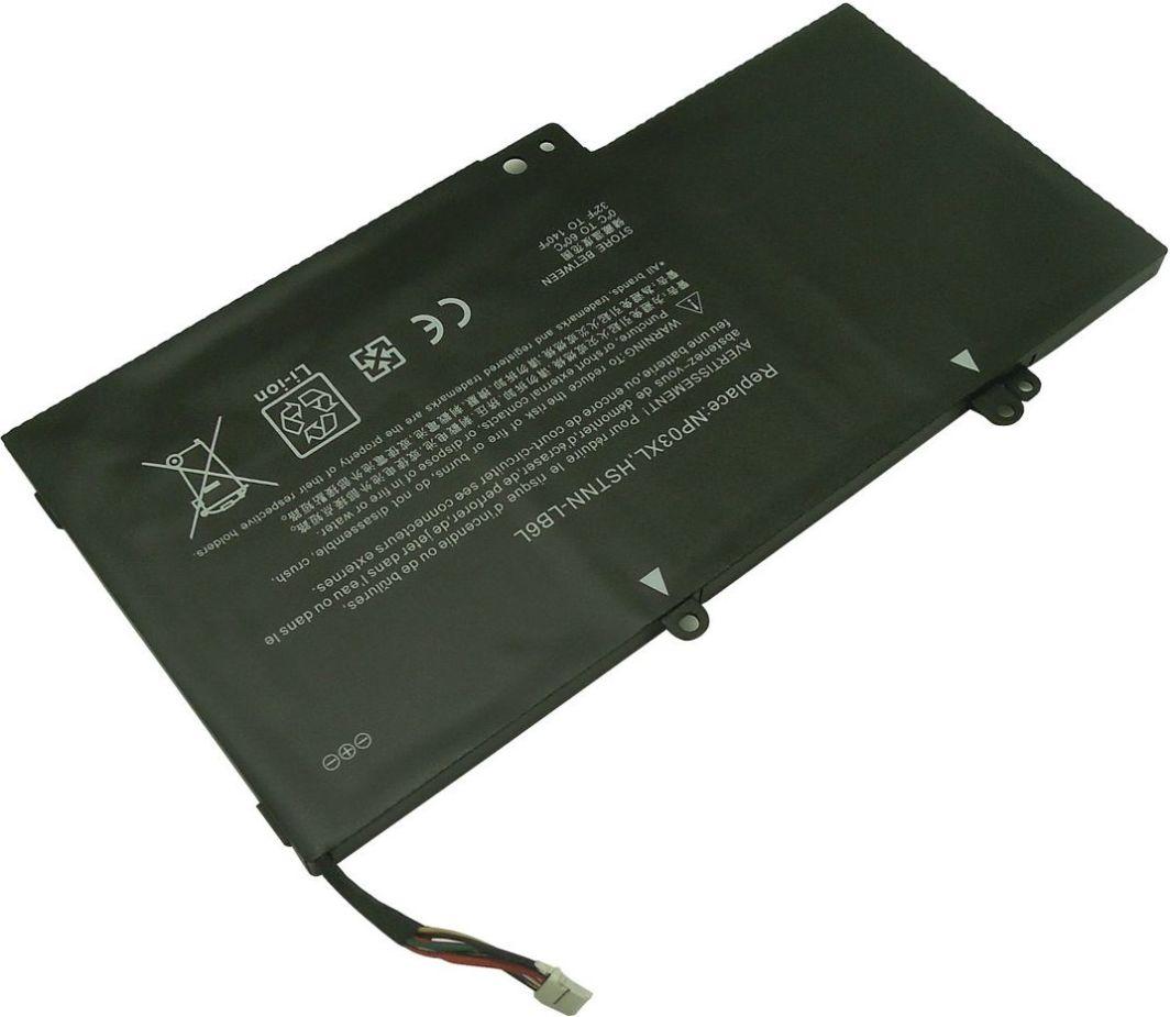 Bateria MicroBattery 11.1V 3.2Ah do HP 1