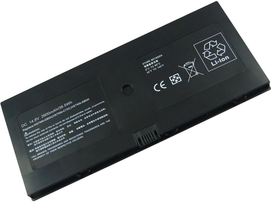 Bateria MicroBattery 14.8V 2.6Ah do HP (580956-001) 1