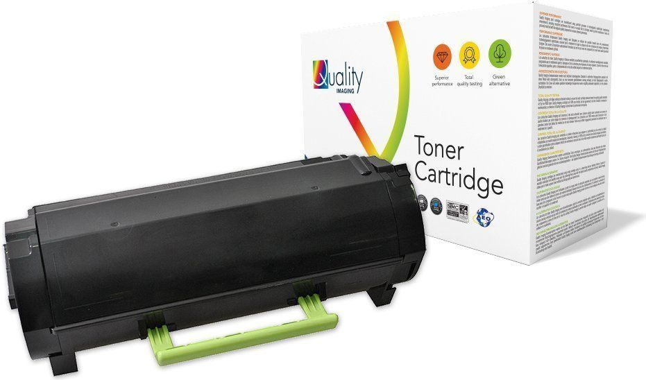 Quality Imaging Toner QI-LE2030 / 50F2X00 (Black) 1