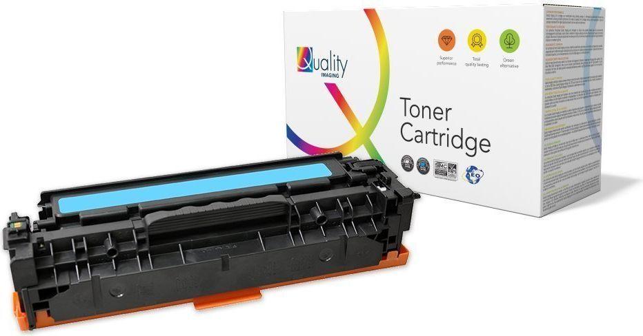 Quality Imaging Toner QI-CA1004C / 2661B002AA (Cyan) 1