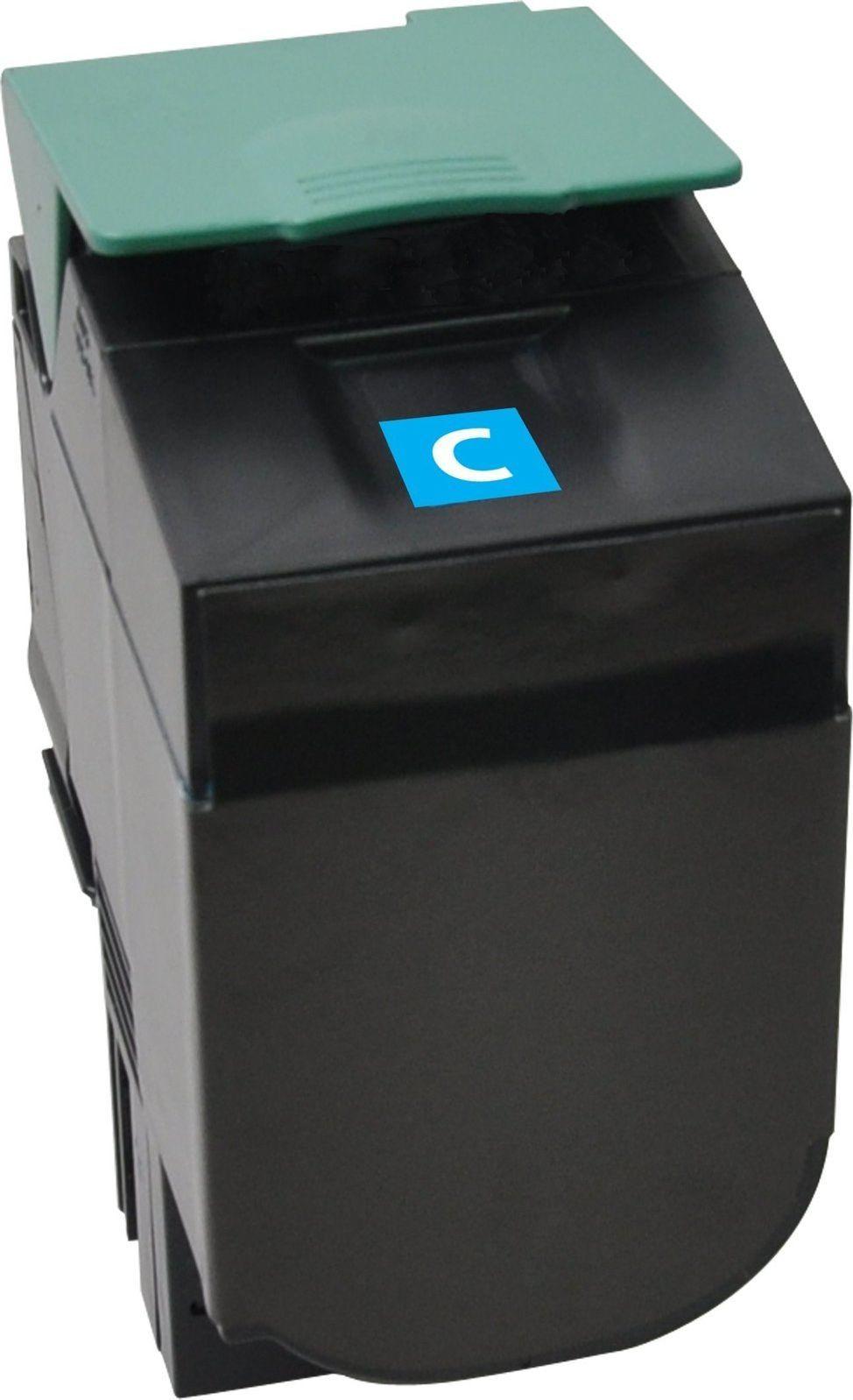 Quality Imaging Toner QI-LE1004ZC / C544X2CG (Cyan) 1