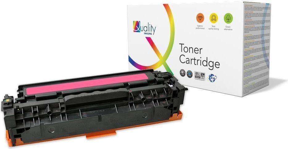 Quality Imaging Toner QI-CA1004M / 2660B002AA (Magenta) 1