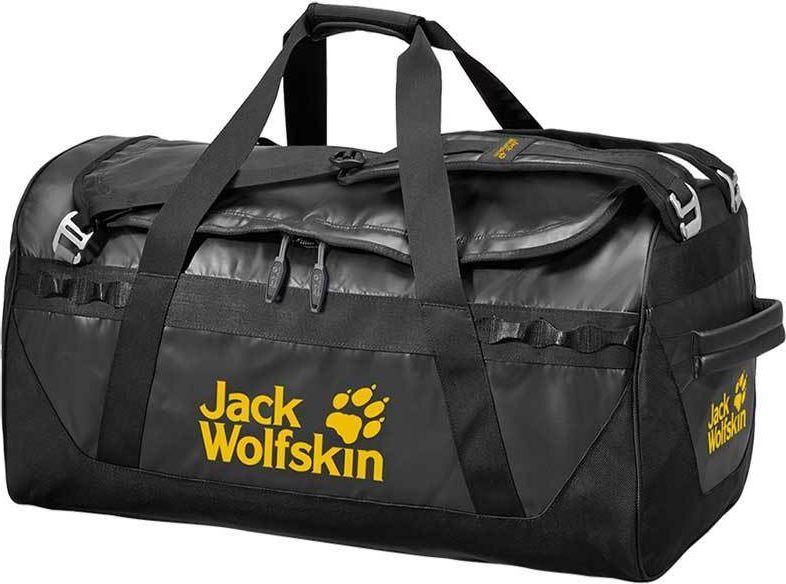 19d8e1388ef87 Jack Wolfskin Torba podróżna Expedition Trunk 65 black w Sklep-presto.pl