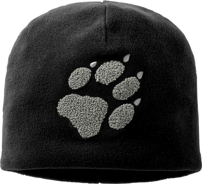 przejść do trybu online nowa wysoka jakość gorący produkt Jack Wolfskin Czapka unisex Paw Hat czarna ID produktu: 4648485