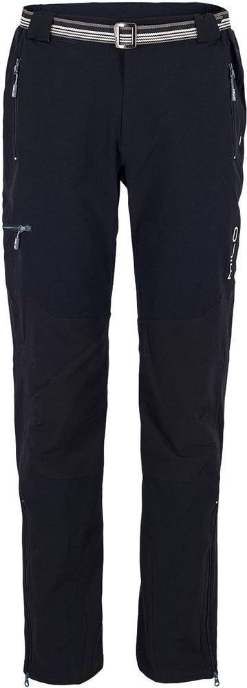 Milo Spodnie trekkingowe męskie Brenta Blue NightsBlack r. L ID produktu: 4648550
