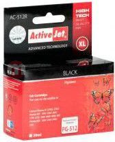 Activejet tusz AC-512R / PG-512 (black) 1
