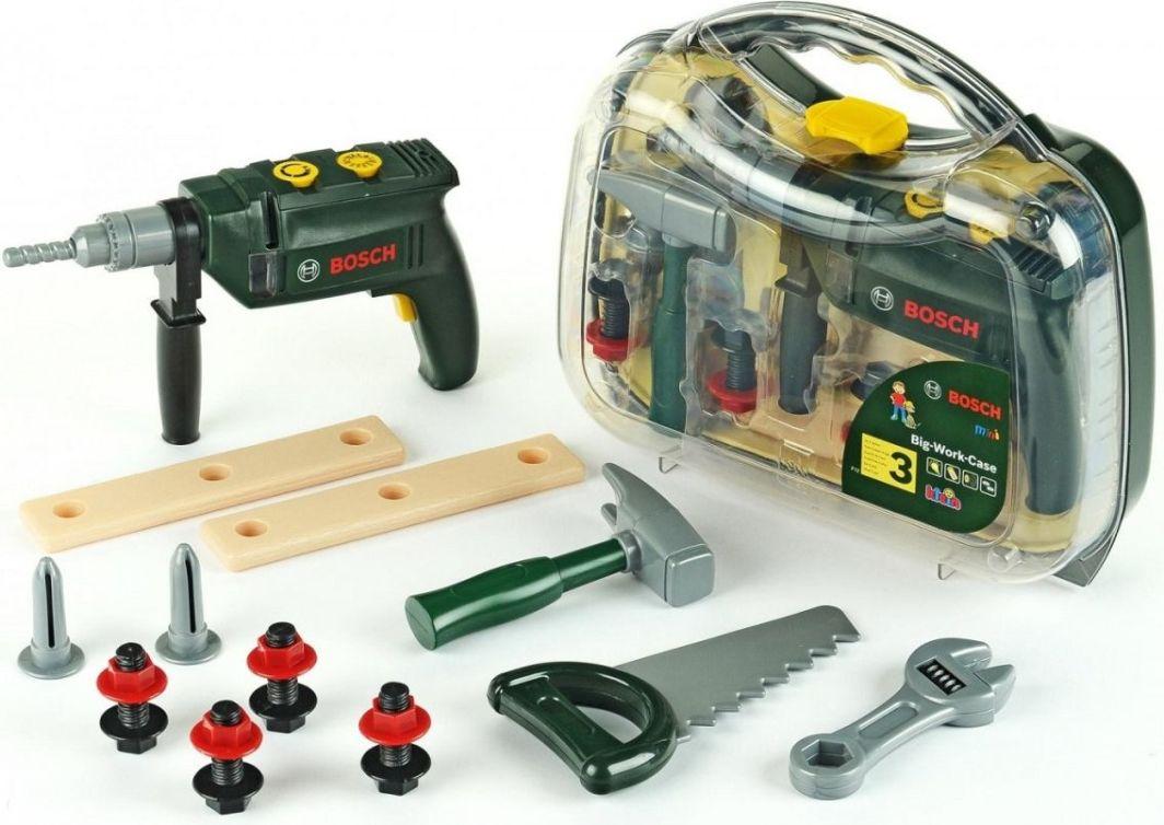 Klein Walizka Bosch z wkrętarką i narzędziami (8428) 1