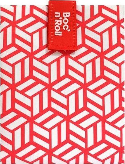 Boc-n-Roll Opakowanie na śniadanie Tiles Red 1