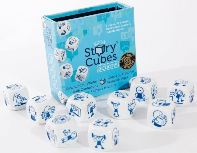 Rebel Gra Story Cubes: Akcje / Actions 1