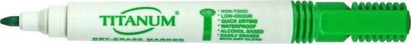 Titanum Marker suchościeralny Titanum zielony (BY1026-02) 1