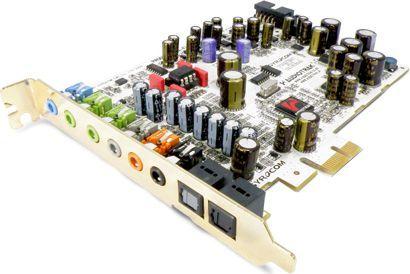 Karta dźwiękowa Audiotrak Prodigy 7.1e X-Fi Audio 1