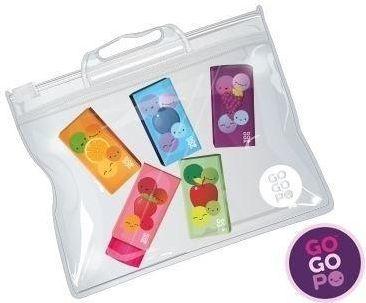 Keycraft GoGoPo - Zapachowe gumki 5sztuk 1