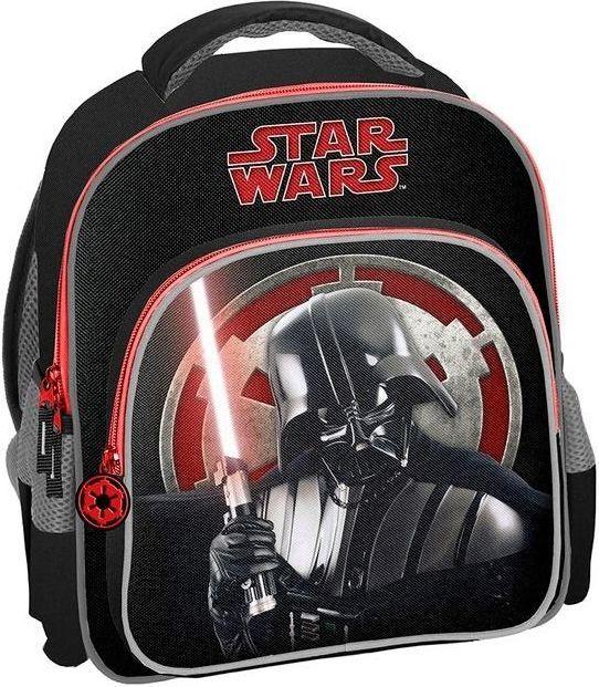 af31cd2853a54 PASO Plecak szkolny Star Wars czarny (STY-337) w Morele.net