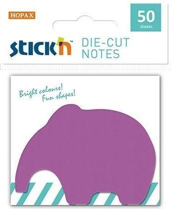 Stickn Notes samoprzylepny Słoń 1