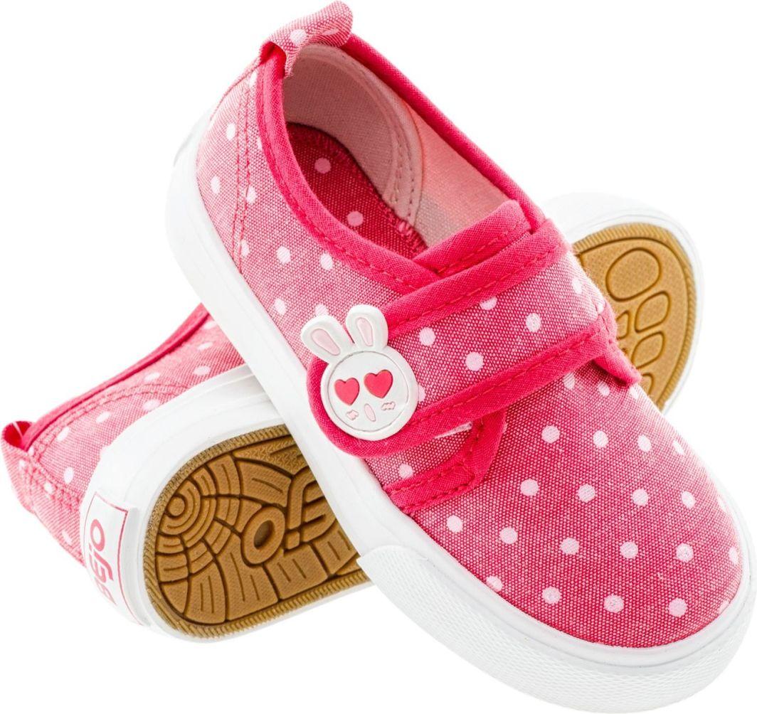 BEJO Buty dziecięce Minole Kids G różowe r. 23 ID produktu: 4667766