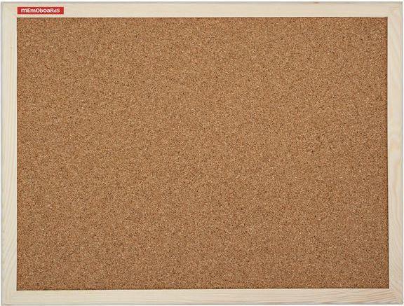 Memoboards Tablica korkowa w ramie drewnianej 60x45cm (PD0242) 1