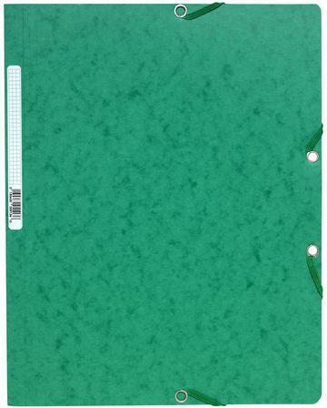 Exacompta Teczka kartonowa nature future 400g A4 zielony 1