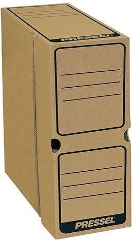 Pressel Pudło archiwizacyjne 260x100x320mm brązowy, 20 sztuk 1