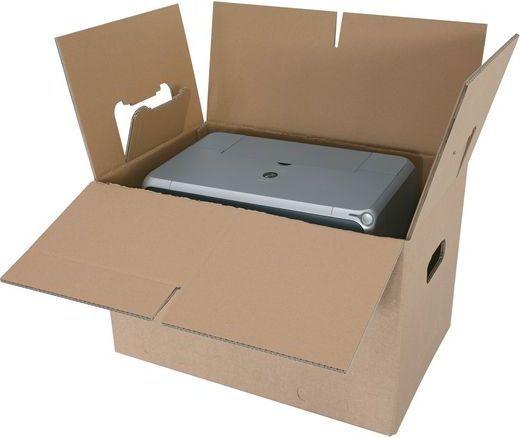 Staples Karton do przeprowadzek 663x363x400mm brązowy, 10 sztuk 1