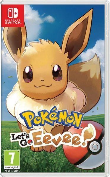 Pokemon: Let's Go, Eevee! 1