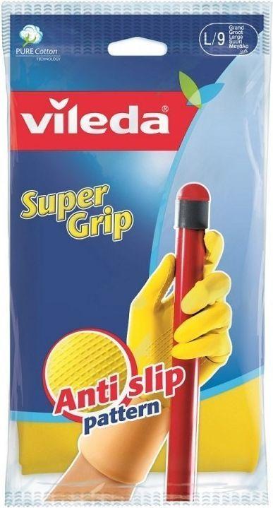 Vileda Vileda Rękawice Rękawice Super Grip S (145800) 1