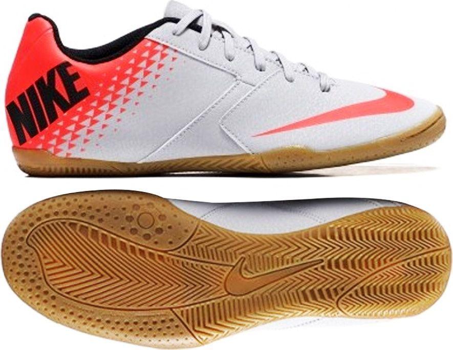 Nike Buty piłkarskie BombaX IC szare r. 43 (826485 006) w Sklep presto.pl