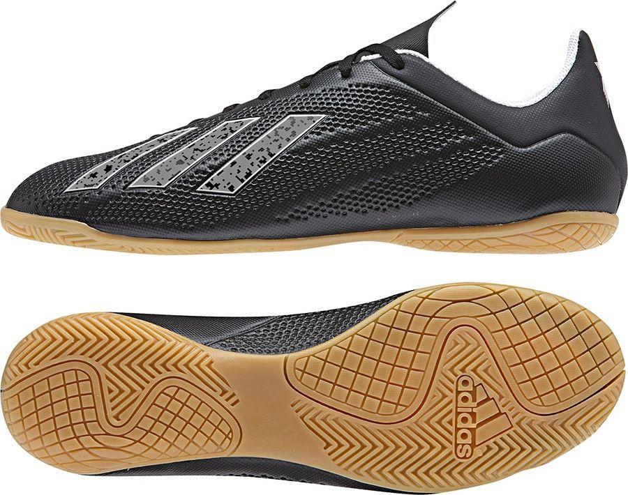 Adidas Buty piłkarskie X Tango 18.4 IN czarne r. 46 (DB2483) ID produktu: 4674169