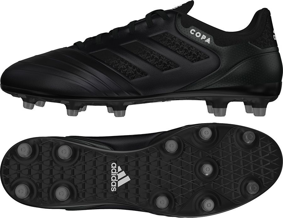 Adidas Buty piłkarskie Copa 18.2 FG czarne r. 46 (DB2445) ID produktu: 4674179