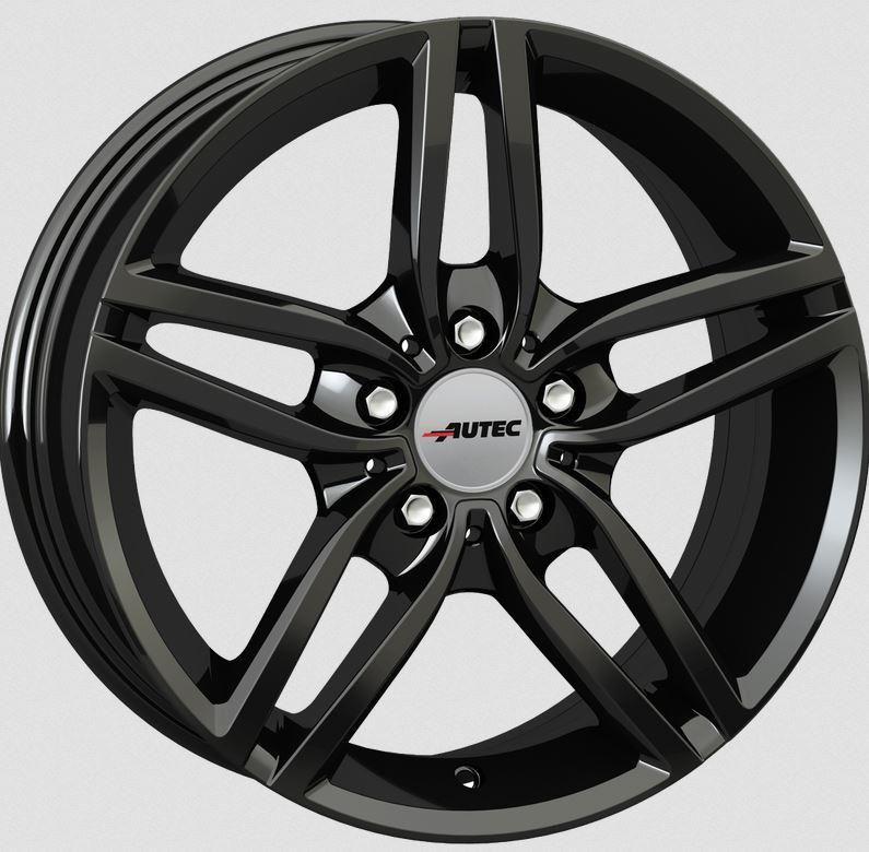 Autec KITA Black 7.5x17 5x120 ET32 1