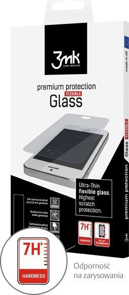 3MK Szkło Hybrydowe FlexibleGlass do Nintendo Switch 1