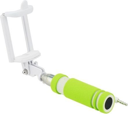 Selfie stick Blun Zestaw do selfie MINI Blun zielony/green (jack 3,5mm) 1