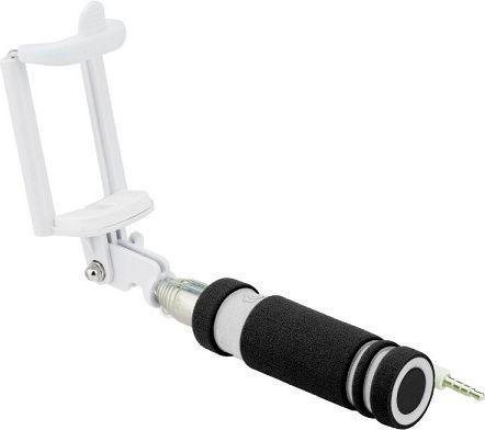Selfie stick Blun Zestaw do selfie MINI Blun czarny/black (jack 3,5mm) 1