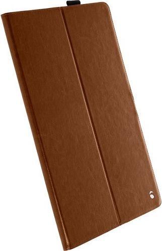 Etui do tabletu Krusell Krusell iPad Pro Ekero TabletCase koniakowy 60466 1