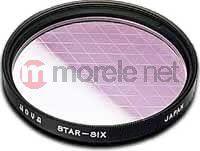 Filtr Hoya Efektowy gwiazdkowy 6 ramion 77mm (Y3STERN677) 1