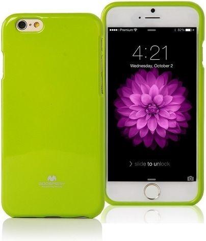 Mercury Mercury Jelly Case Xiaomi Mi6 limonkowy /lime 1