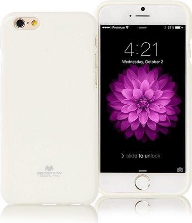Mercury Nakładka Jelly Case do LG X screen biała 1