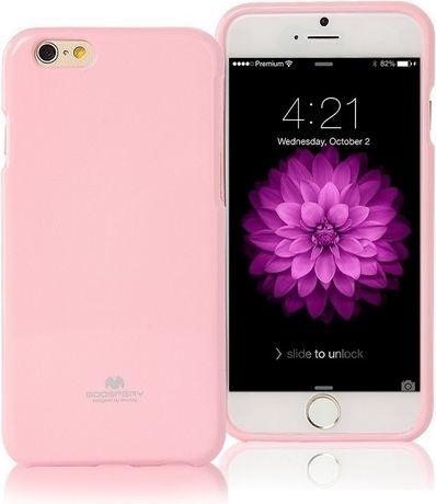Mercury Mercury Jelly Case Huawei P Smart jasnor óżowy/pink 1