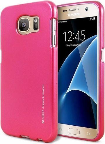 Mercury I-Jelly LG X screen różowy/hot pink 1