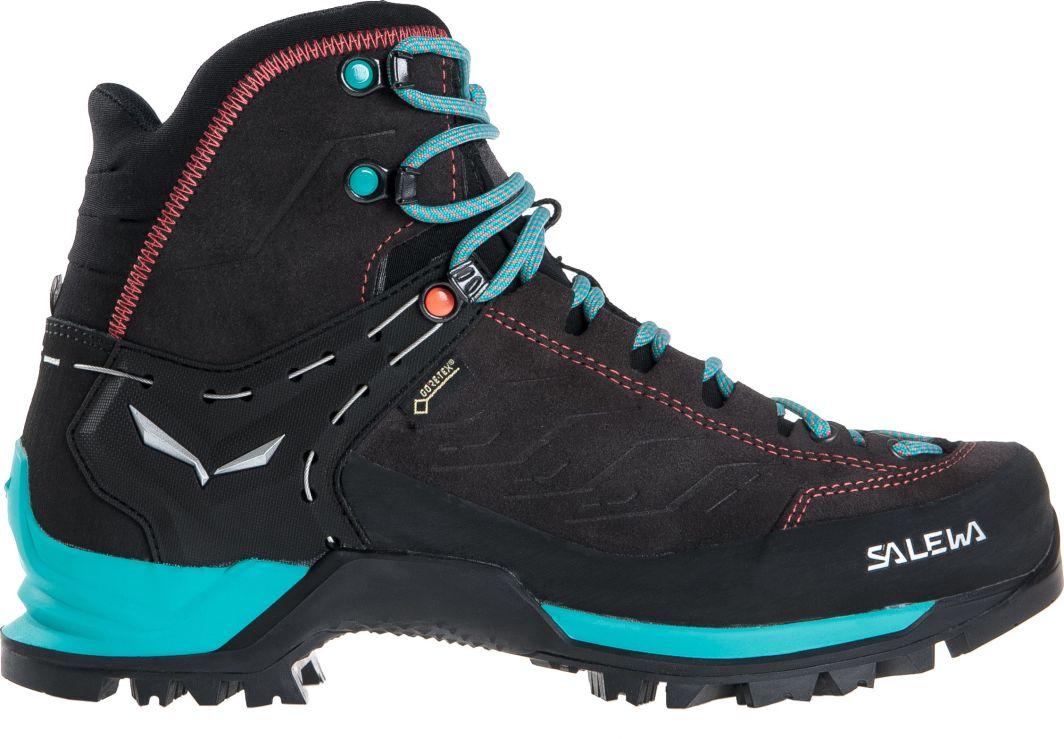 Salewa Buty damskie Mountain Trainer Mid Gtx Magnet/Viridian Green r. 38 (63459-0674) 1
