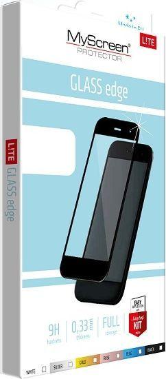 MyScreen Protector MS Lite Glass Edge Sony XA1 Plus złoty/gold 1