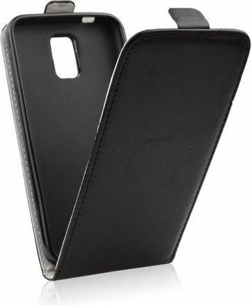 Kabura Slim Flexi do Alcatel Pop C5 czarna 1