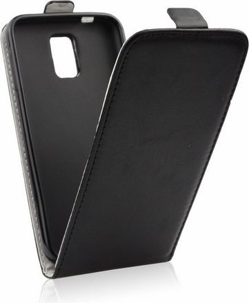 Kabura Slim Flexi do Lenovo Moto G5s czarna 1